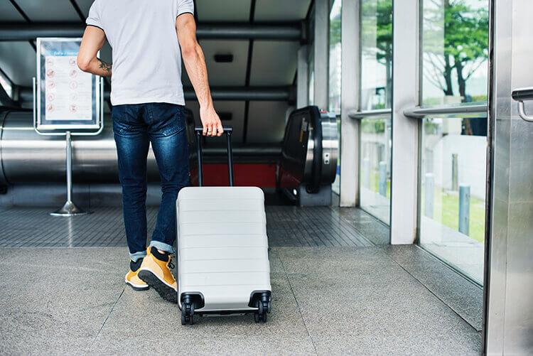 Bagage en soute et bagage en cabine - Heyme