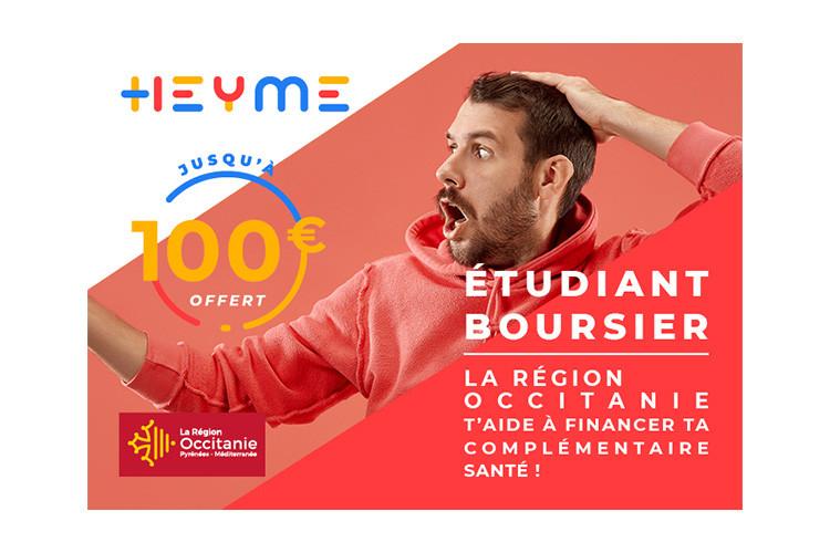 Etudiant boursier : l'aide de la Région Occitanie - Heyme