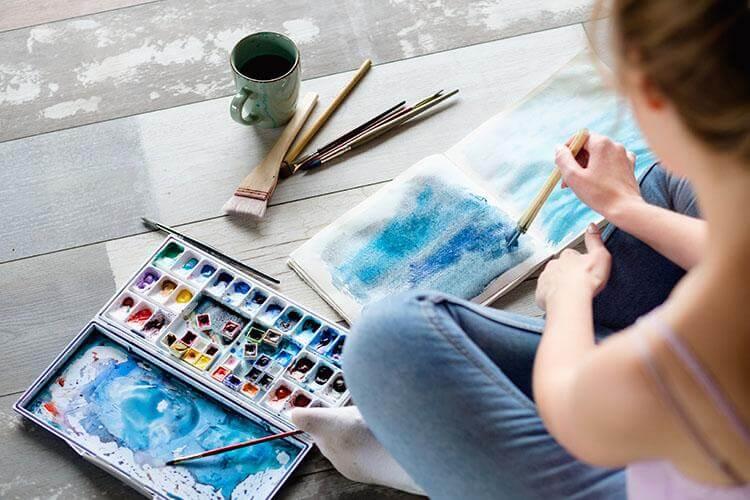 L'art-thérapie : quand l'art peut aider à guérir ! - Heyme