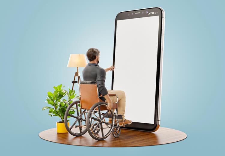 En situation de handicap ? 10 applications pour faciliter ta vie - Heyme