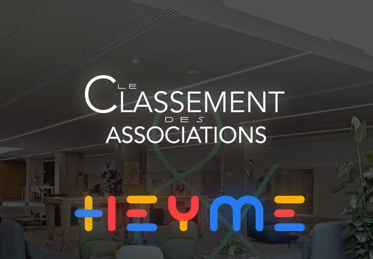 Classement des Associations 2020 - Heyme
