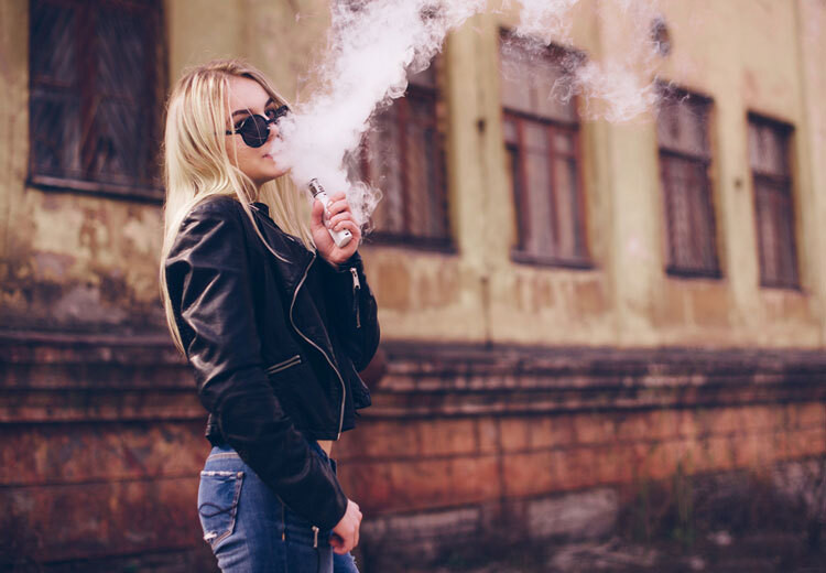 Vapotage : aide au sevrage tabagique ou danger ? - Heyme