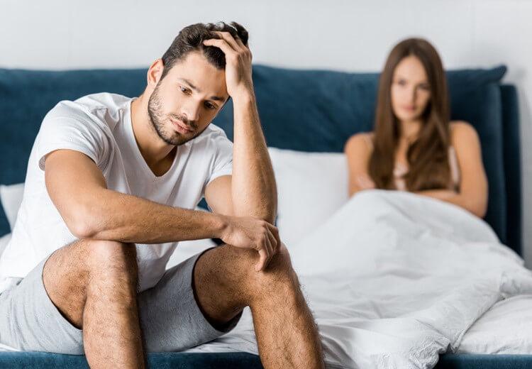 Problèmes d'érection : causes et traitement - Heyme