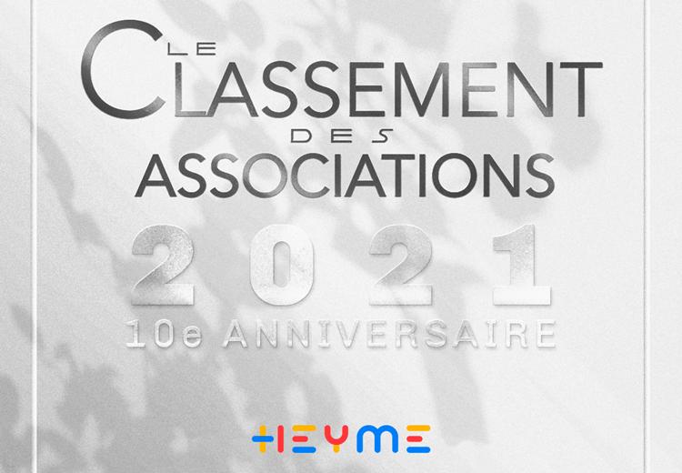 Le Classement des Associations 2021 - Heyme