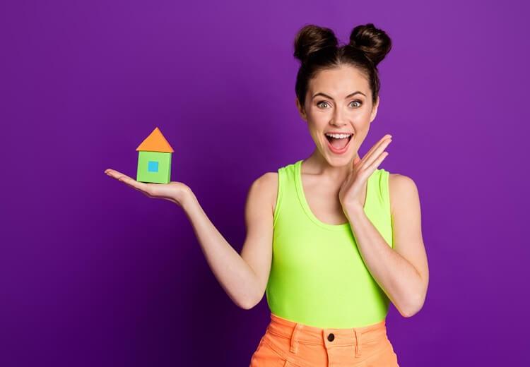 Comment obtenir un crédit immobilier quand on est jeune ? - Heyme