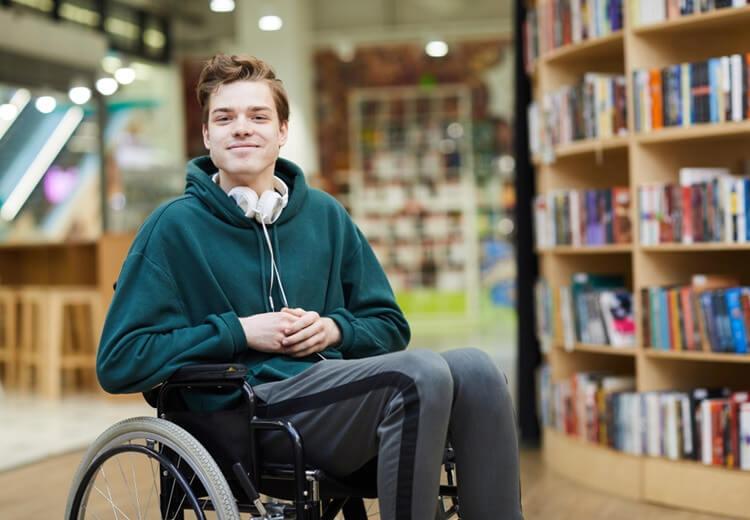Handicap, les démarches pour ton entrée dans le supérieur - Heyme