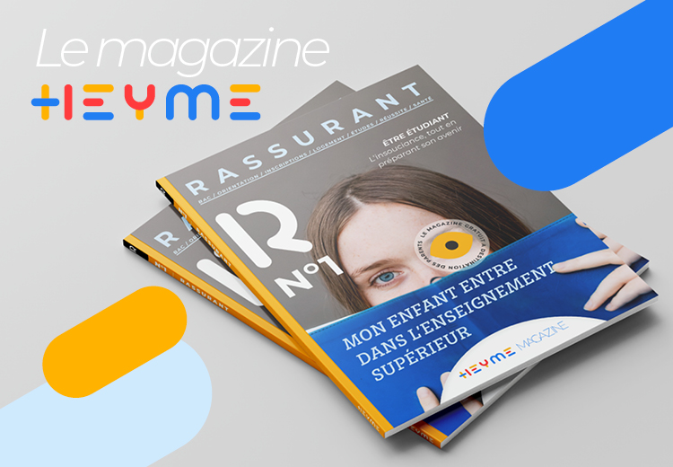 RASSURANT, l'emag gratuit by HEYME - Heyme
